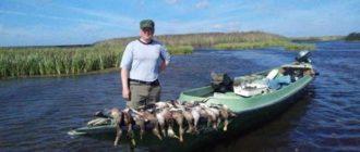 Рыбалка в Астрахани в сентябре