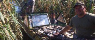 Открытие охоты в Астрахани 2018