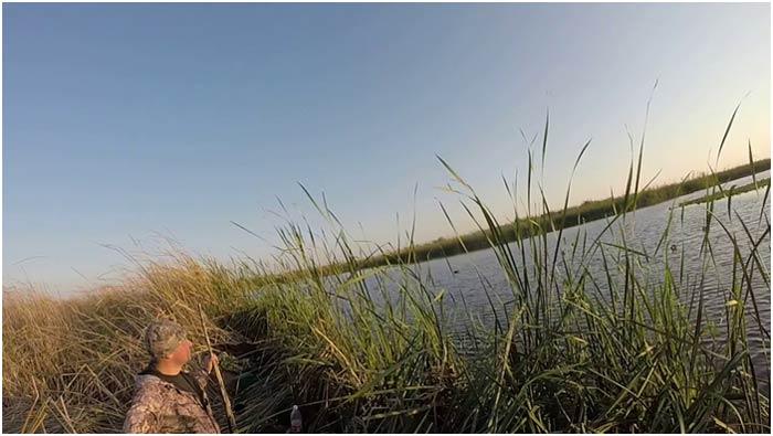 Запрет охоты в Астрахани
