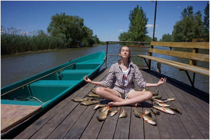 о рыбалке в Астрахани
