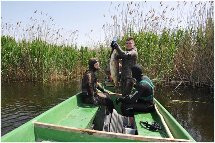 экстремальной рыбалки
